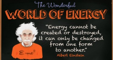 The wonderful world of energy