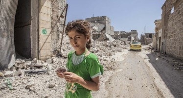 Climate change implicated in current Syrian conflict