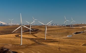 Eolico: tutti i record dell'energia dal vento