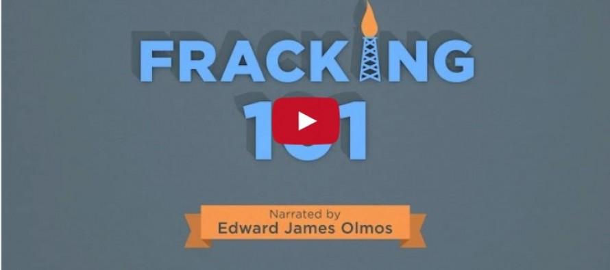 Da vedere: 'Fracking 101′ narrato di Edward James Olmos