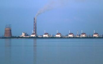 'Fault' shuts down Ukraine nuclear power plant