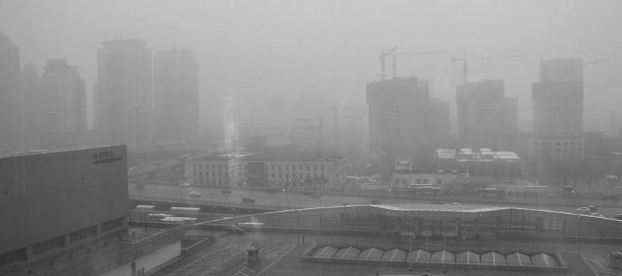 La Cina soffoca per troppo smog. Chiuse le centrali a carbone