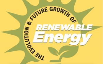 L'evoluzione e il futuro delle rinnovabili in un'infografica