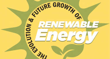 The evolution and future growth of renewable energy, an infographic