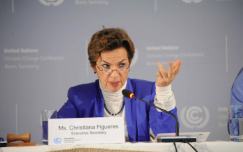 UN climate chief says the science is clear: there is no space for new coal