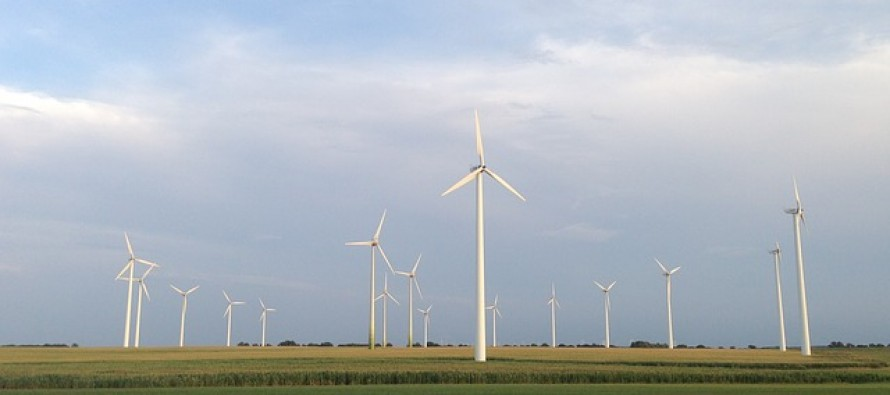 Wind power generates 140% of Denmark's electricity demand