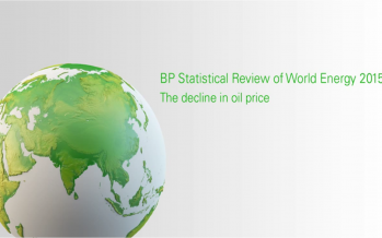 Statistical Review 2015: data on world energy markets