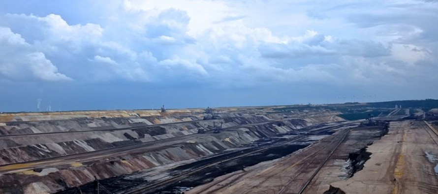 Three years ago this coal mine was worth $624 million. Now it sold for $1