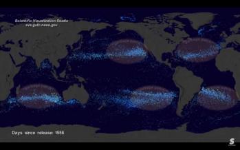 La plastica riempie i nostri oceani…