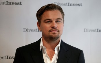 Leonardo DiCaprio is giving away $15 million to environmental causes