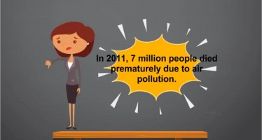 A lesson on air pollution