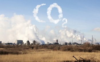 Three steps to zero net emissions