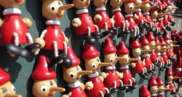 L'Italia come Pinocchio: 14,7 miliardi l'anno di sussidi alle fonti fossili