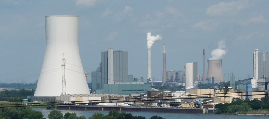 This €1 billion power plant may never be switched on