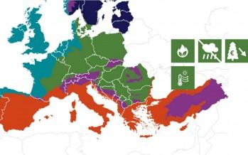Il clima in Europa sta cambiando