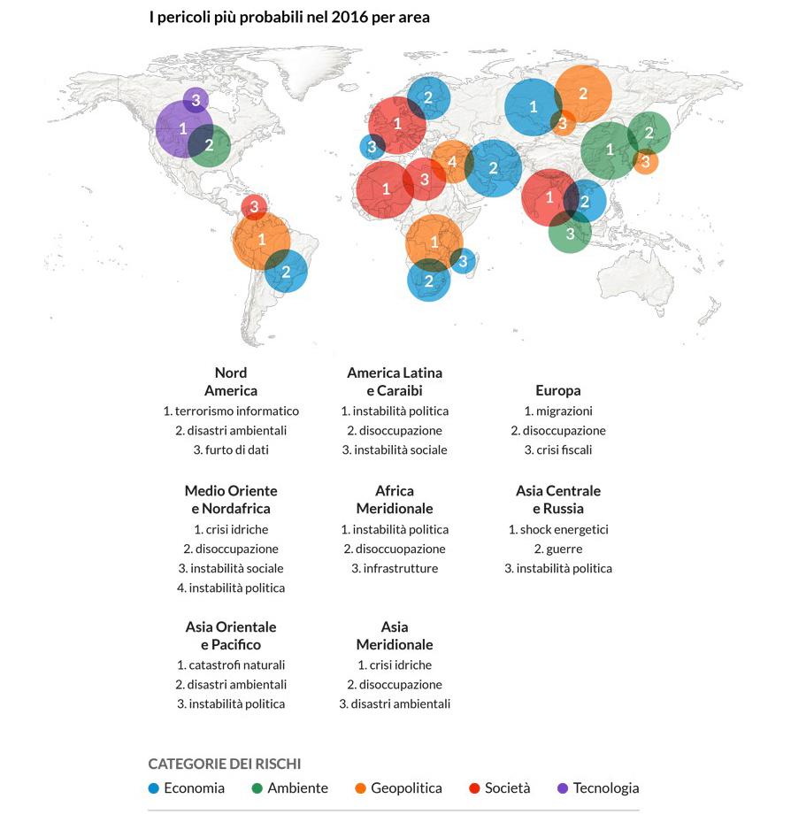 Infografica a cura di Giacomo De Panfilis