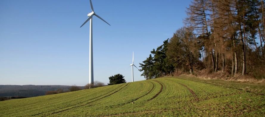 UK wind generation sets new records