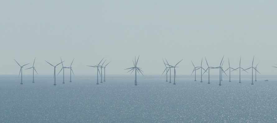 World's largest floating wind farm in Scotland