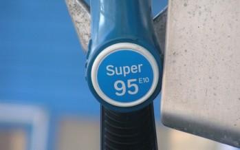 Benzina super, da oggi stop alla produzione