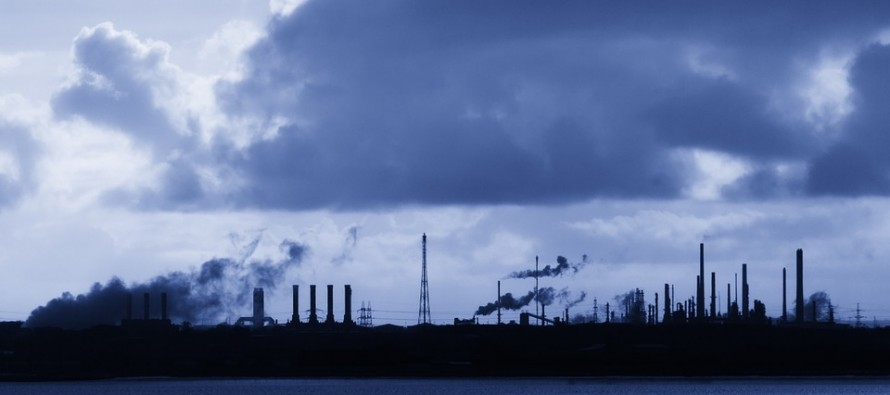Premature deaths from environmental degradation threat to global public health