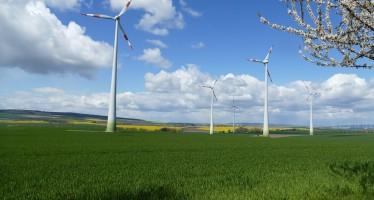 Il vento sta guidando la trasformazione energetica
