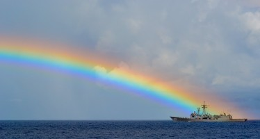 Il biocarburante made in Italy per la navi della Marina Americana
