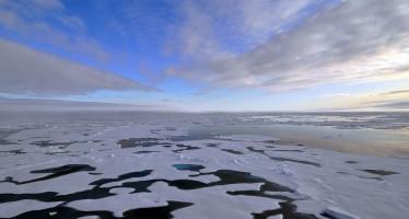 I ghiacci perenni dell'Artico dimezzati nell'ultimo secolo
