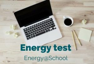 Energy Test pagina