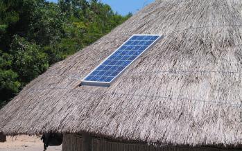 Il boom del solare in Africa: una grande opportunità di crescita per tutto il continente