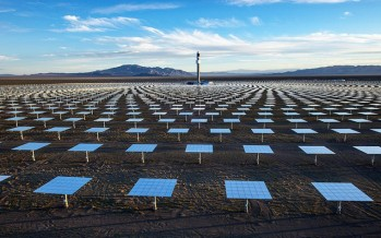 World's largest solar project would generate electricity 24 hours a day, power 1 million U.S. homes