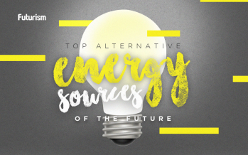The alternative energy sources of the future