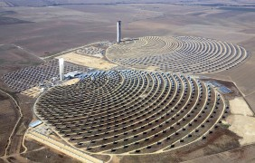 Six of the most beautiful solar farms in the world