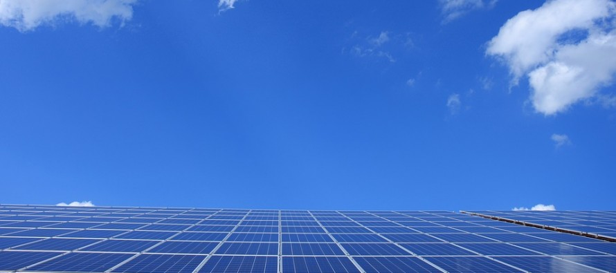Big solar nears 100GW of installed capacity
