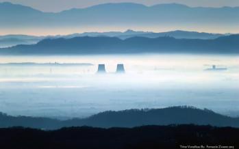 Un viaggio dentro la centrale nucleare di Trino Vercellese