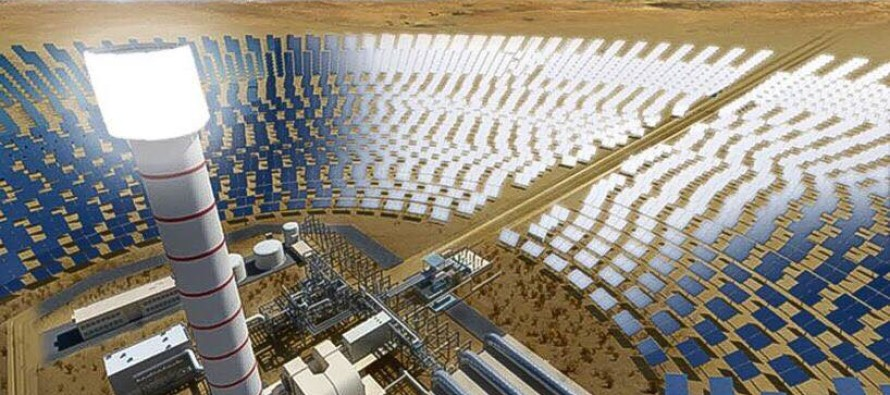 Dubai to expand massive solar park to include world's tallest solar tower