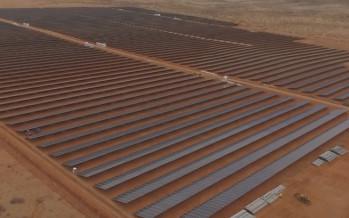 Uno dei più grandi impianti fotovoltaici al mondo ha battuto il record di energia prodotta