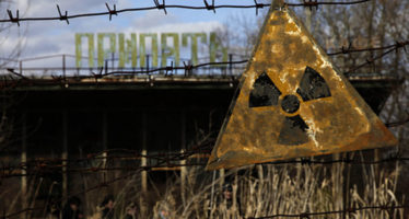 Construction underway on first PV array for Chernobyl