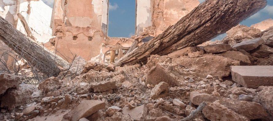 """La Siria è davvero una """"guerra climatica""""?"""