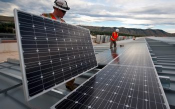 Global solar investments topped US$160.8 billion in 2017