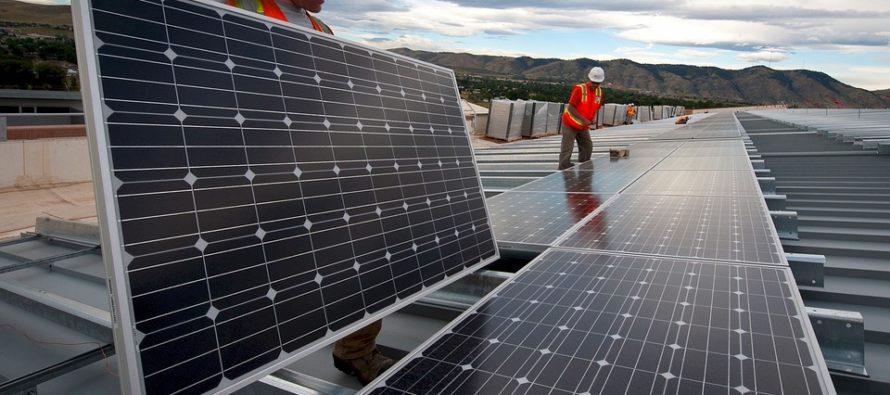 Gli investimenti nel solare nel mondo sorpassano i 160 miliardi di dollari