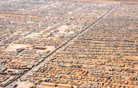 L'energia pulita entra nel campo rifugiati di Za'atari grazie al fotovoltaico