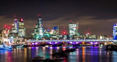 La City di Londra sarà alimentata al 100% da rinnovabili entro fine anno