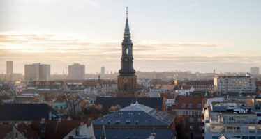 Denmark aims for 100 percent renewable energy in 2050