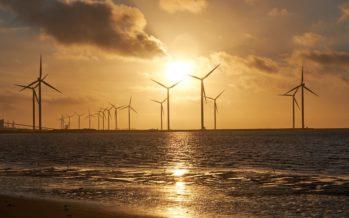 È entrato in funzione il più grande parco eolico offshore al mondo
